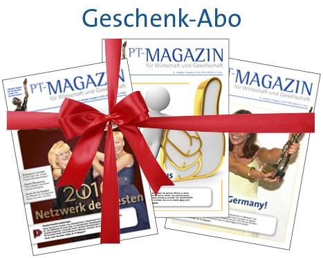 PT-Geschenk-Abo