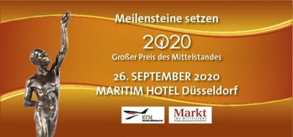 26.September 2020 - Maritim Hotel Düsseldorf