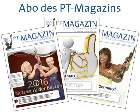 PT-Magazin Abonnement