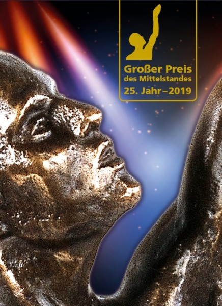 """""""Großer Preis des Mittelstandes"""" 25. Jahr 2019"""