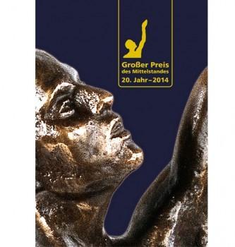 """""""Großer Preis des Mittelstandes"""" 20. Jahr 2014"""