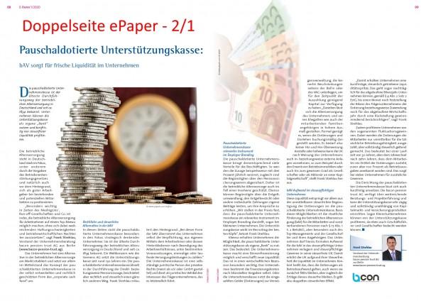 PT-Magazin | 2/1-Seite im ePaper