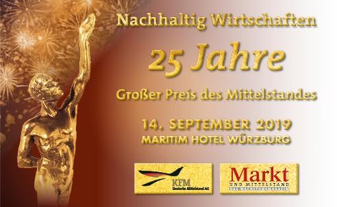 14. September 2019 - Maritim Hotel Würzburg