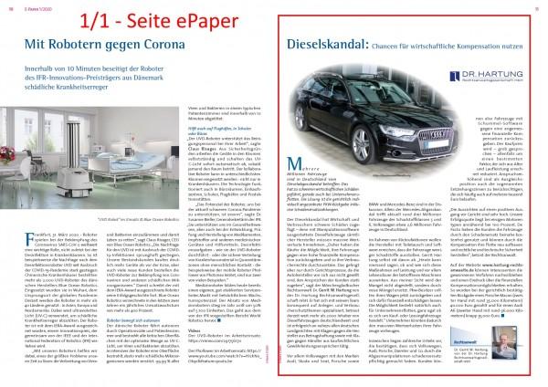 PT-Magazin | 1/1-Seite im ePaper