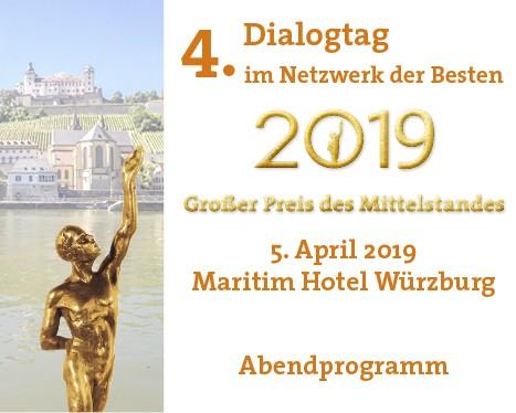 Abendprogramm 4. Dialogtag