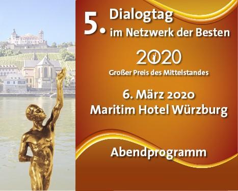 Abendprogramm 5. Dialogtag